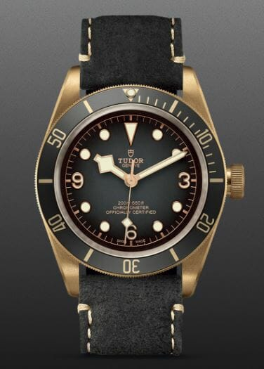 Tudor Black Bay Bronze Reference 79250BA
