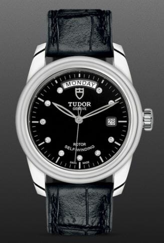 Tudor Glamour Day Date Ref 56000-0049