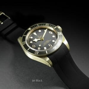 Beautiful Custom Bracelets for the Tudor Black Bay Bronze (Reference 79250BA)