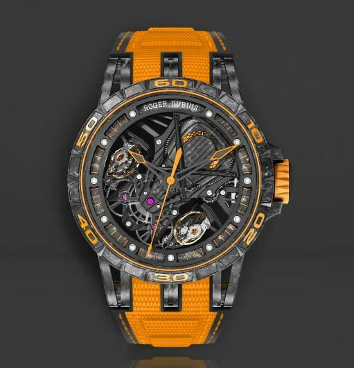 Roger Dubuis Excalibur Aventador S - Reference RDDBEX0624