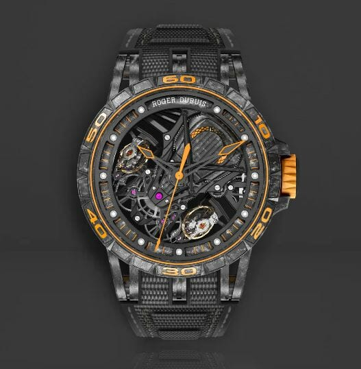 Luxurious Bands for the Roger Dubuis Excalibur Aventador S