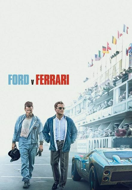 The Watches of Ford v Ferrari