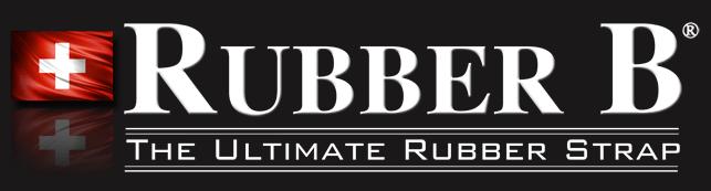 Rubber B Logo