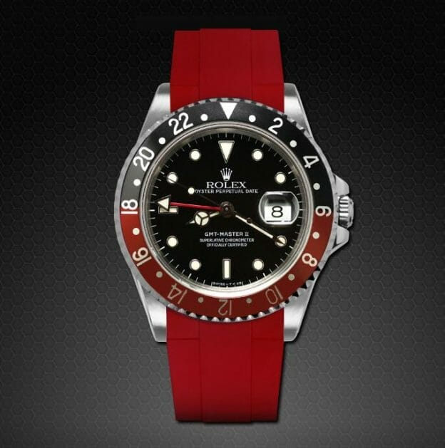 Best Watchbands for the Rolex GMT Master II