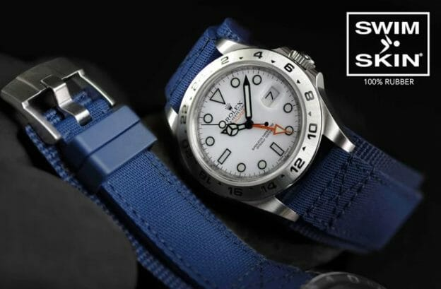 The Ultimate Watchband for the Rolex Explorer II 42mm