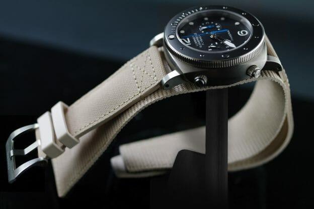 Panerai Luminor 47 watch cuff