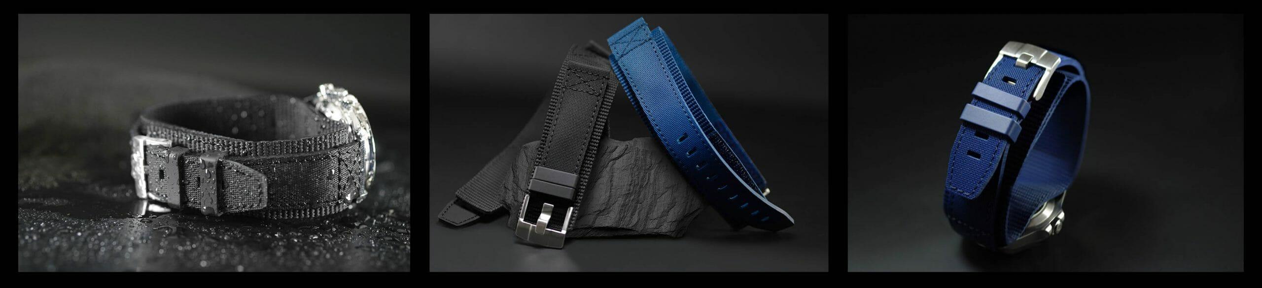 luxury watch cuff