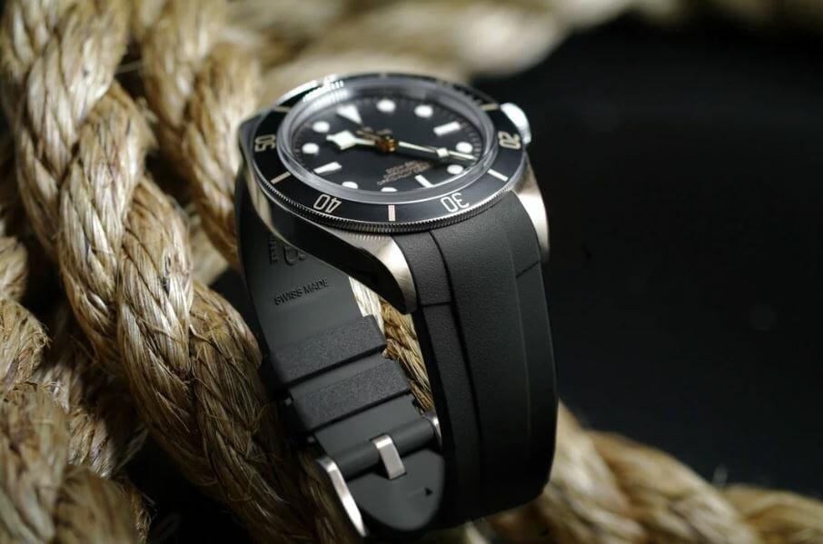 The Ultimate Rubber Strap for Luxury Watches