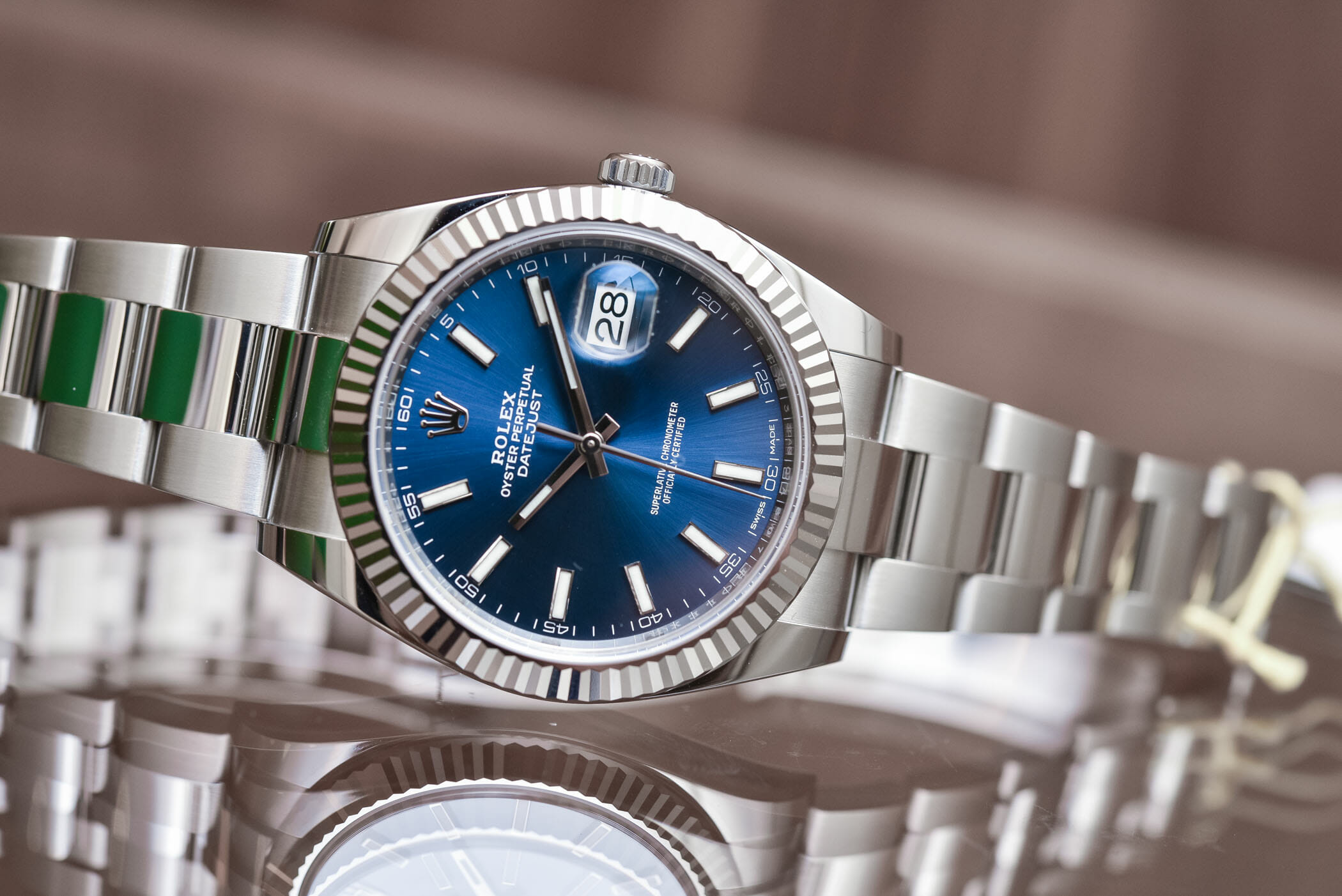 Replacement Bracelets for the Rolex Datejust 41