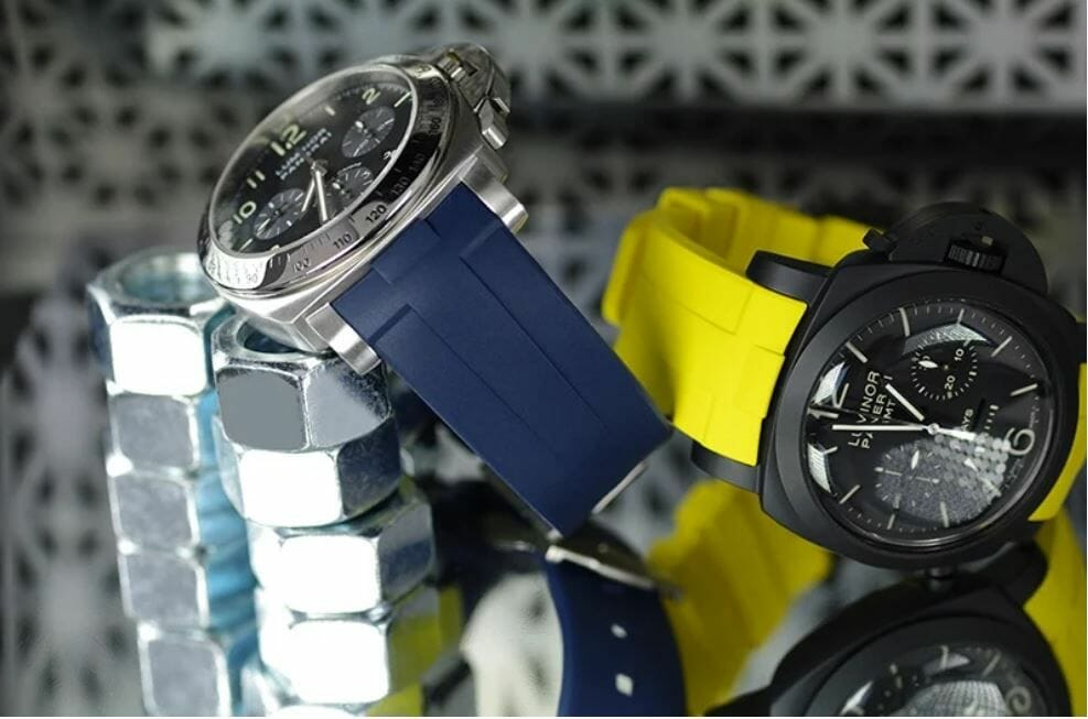 Best Watch Straps for the Summer