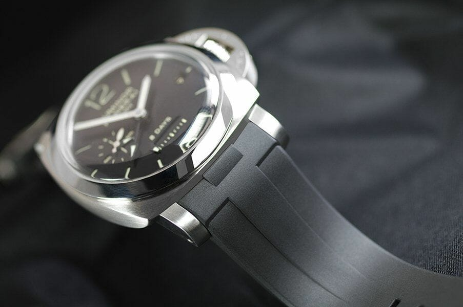 Panerai Luminor 1950 Rattrapante PAM 213 Watch Straps Review