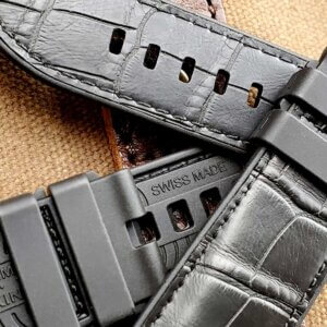 Vegan Watch Straps from Rubber B