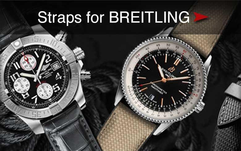E-Boutique 2021 straps for Breitling