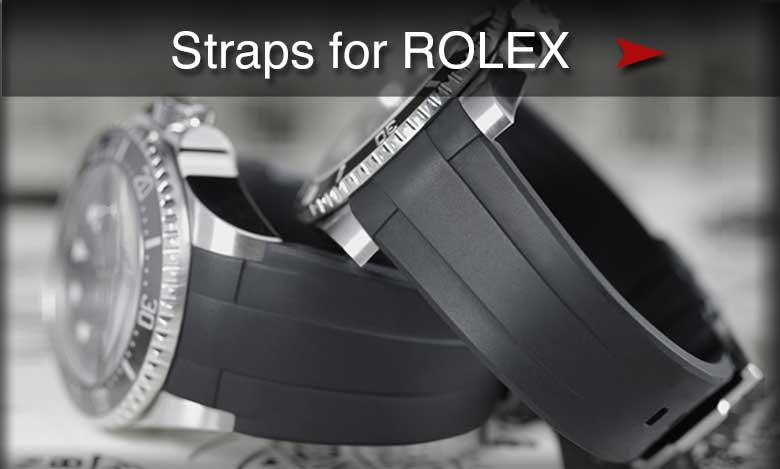 E-Boutique 2021 straps for Rolex