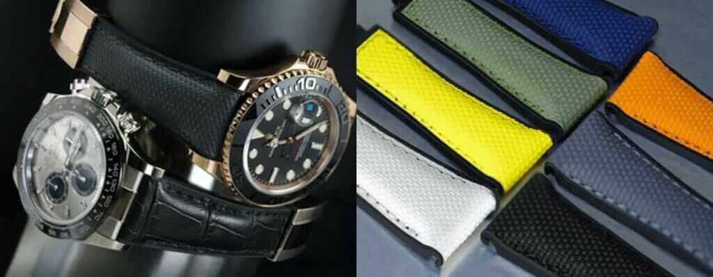 Why Choose a Rubber B Alligator Skin Watch Strap