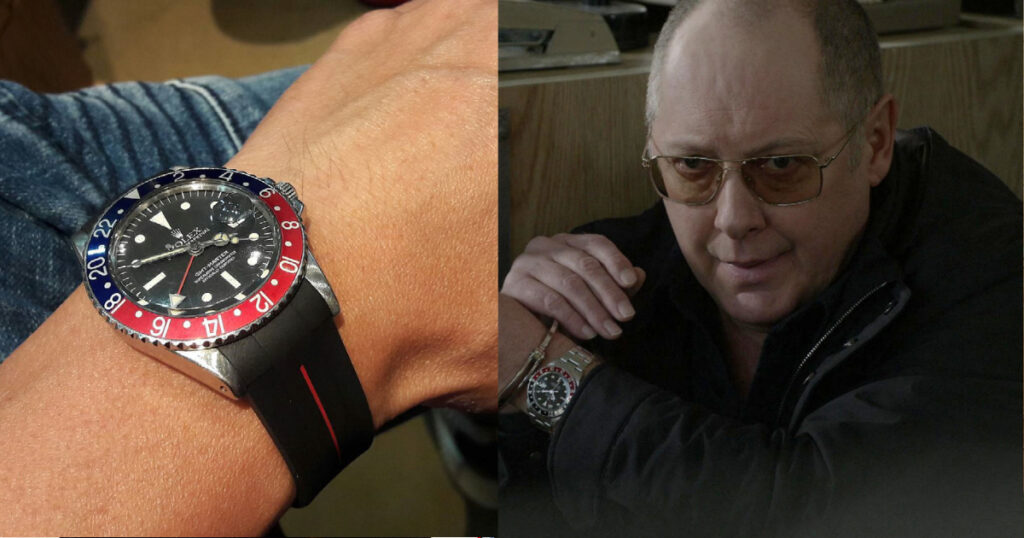 Celebrities with the Rolex GMT-Master Pepsi Watch