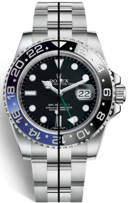 GMT Master II CERAMIC