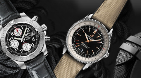 Rubber B for Breitling
