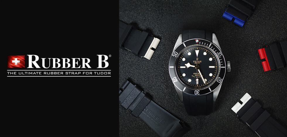 Rubber B for Tudor | Rubber B