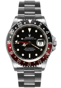 GMT Master II Non-Ceramic