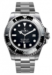 Sea-Dweller 4000 Ceramic w/ Glidelock 40mm / ref. 116600