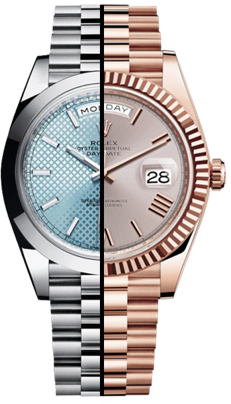 Day-Date 40(2015-present models)
