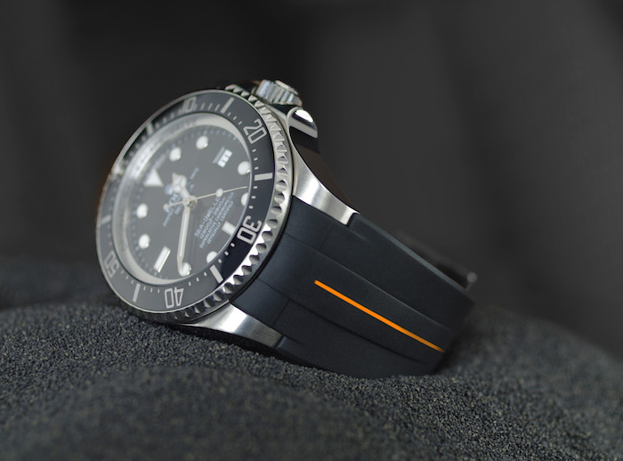 Strap For Rolex Deepsea Tang Buckle Series Vulchromatic