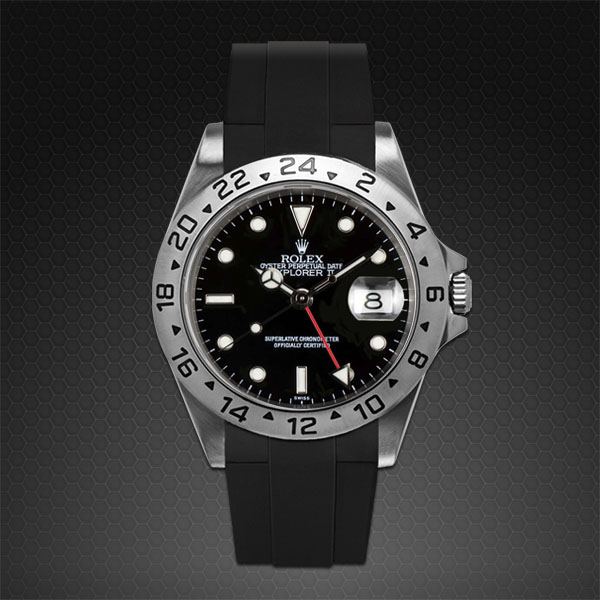 Strap For Rolex Explorer Ii 40mm Tang Buckle Series