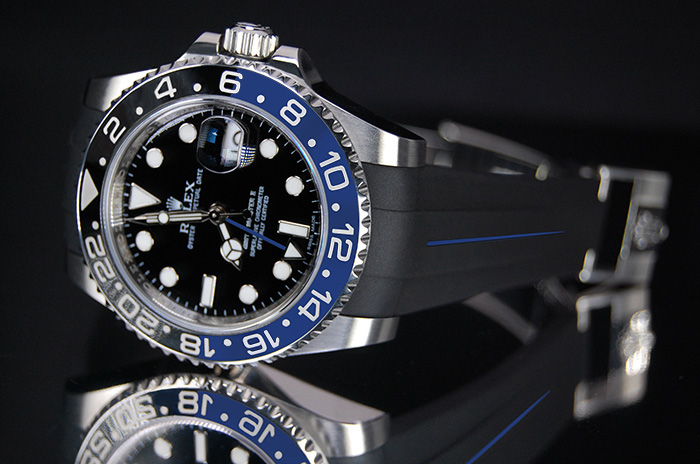 Strap For Rolex Gmt Master Ii Ceramic Classic Series