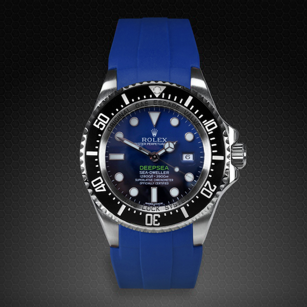 Strap for Rolex DEEPSEA Sea-Dweller - Flared Tang Series
