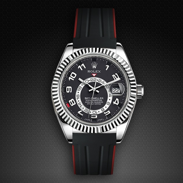 Strap For Skydweller On Strap Vulchromatic 174 Rubber B