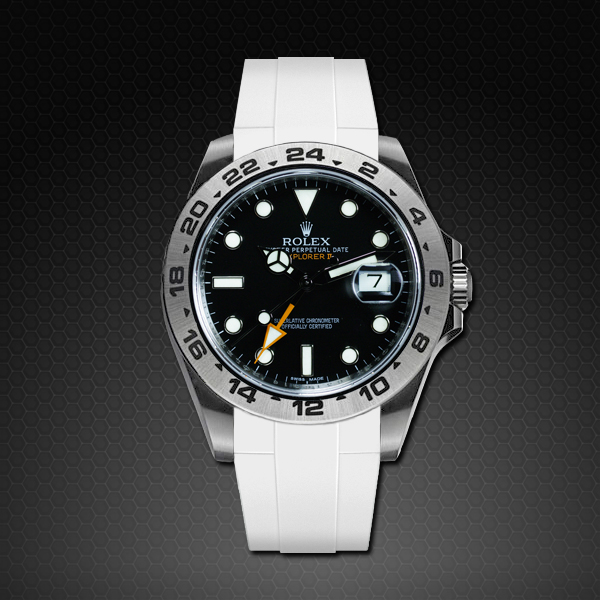 Strap For Rolex Explorer Ii New 42mm Classic Series