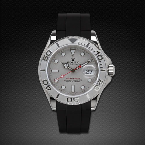 Strap For Rolex Yachtmaster 40mm Tang Buckle Series