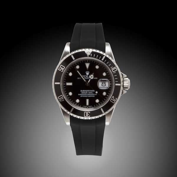 Rolex Submariner Rubber Strap New Product: Ru...