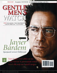 Gentlemens Watch 2013
