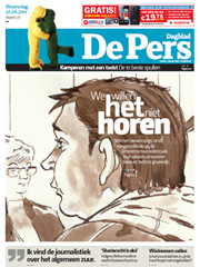 De pers wo 22 juni 2011