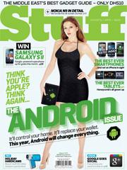 Stuff magazine 8 2011