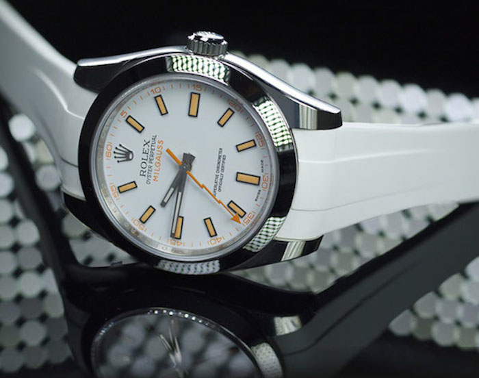 Strap For Rolex Milgauss 40mm Clic Series