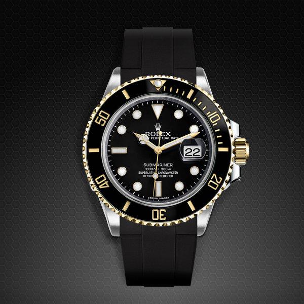 Strap for Rolex Submariner , Classic Series