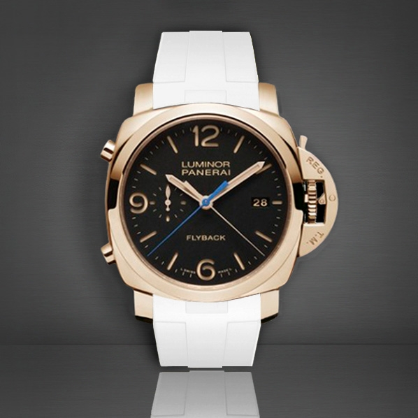 luminor panerai marina watches pam logo
