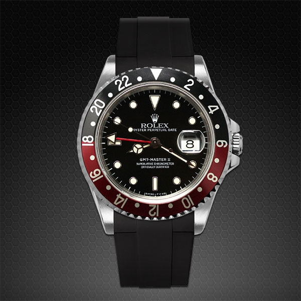 Strap For Rolex Gmt Master Ii Tang Buckle Series