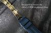 Wrist watch for Audemars Piguet Royal Oak 41mm on Alligator - Classic Series
