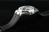 Vulcanized rubber strap for Audemars Piguet Royal Oak 41mm on Metal Bracelet