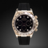 Luxury Rolex Daytona on Leather Strap YG / WG