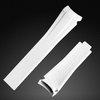 rubber rolex strap