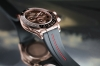 Luxury Rolex Daytona on Strap Rose Gold - Classic Series VulChromatic® Hi-Rise