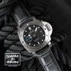 "SwimSkin ""Alligator"" Watchband  for Panerai 40mm and 42mm"